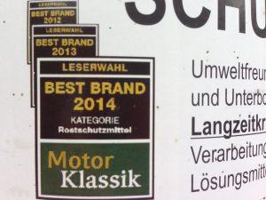 Verkiezing lezers MotorKlassik